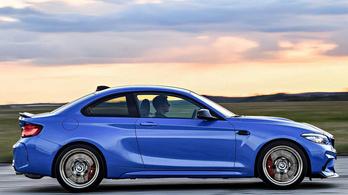 BMW M2 CS: itt a kevesebb is több