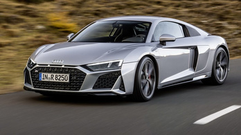 Újra jön a hátsókerék-hajtású Audi R8