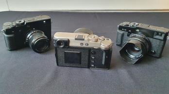 Az analóg fotózás élményét adja vissza a Fuji új gépe