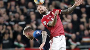 Kádár sérülése nem jött rendbe, nem tud játszani a válogatott meccsein