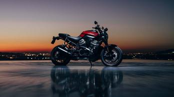 Harley-Davidson Bronx: egy modern roadster