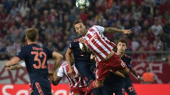 A 93. percben menekült győzelembe a Juventus