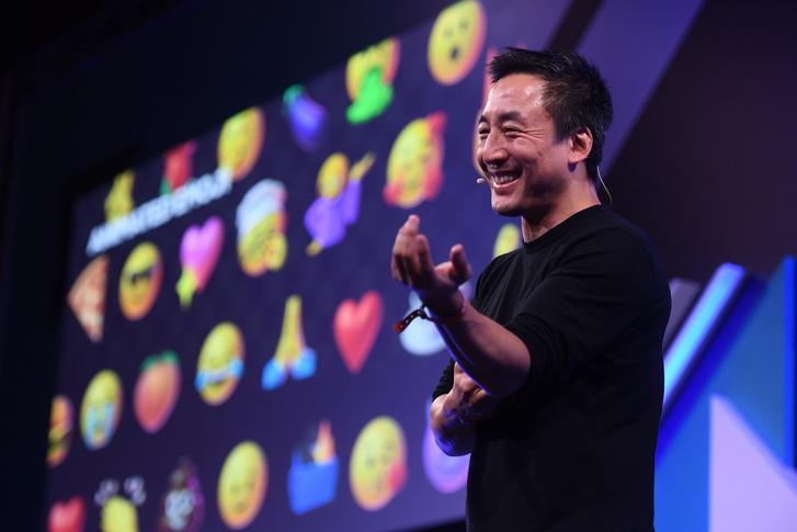 Alex Chung a GIPHY alapítója