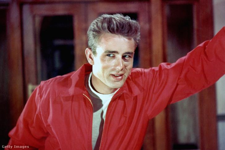 James Dean a Haragban a világgal 1955-ös filmben