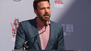 Ben Affleck a Sin City rendezőjével forgat