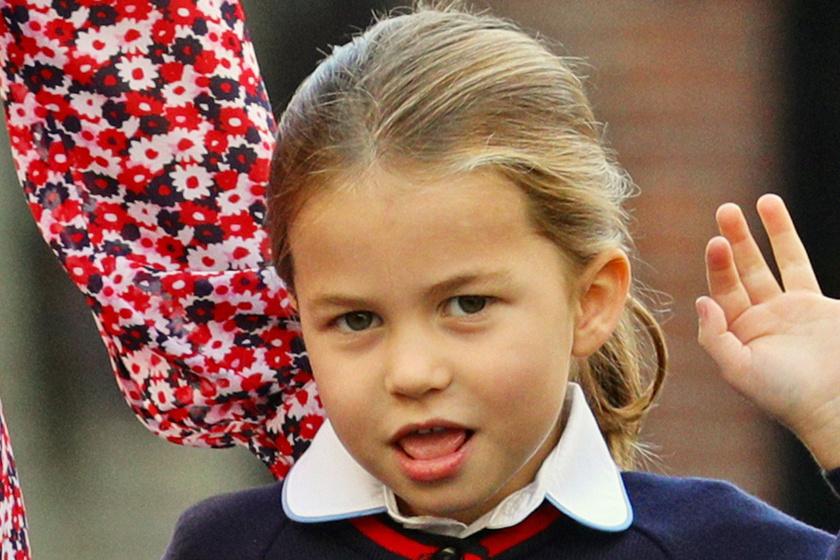 Charlotte hercegnő ebben is a királynőre ütött - Ki nem találod, mit kért karácsonyra