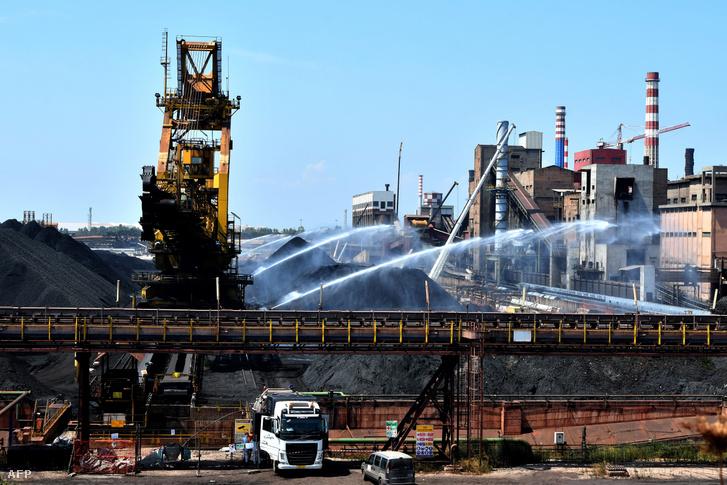 Tarantói Ilva acélgyár