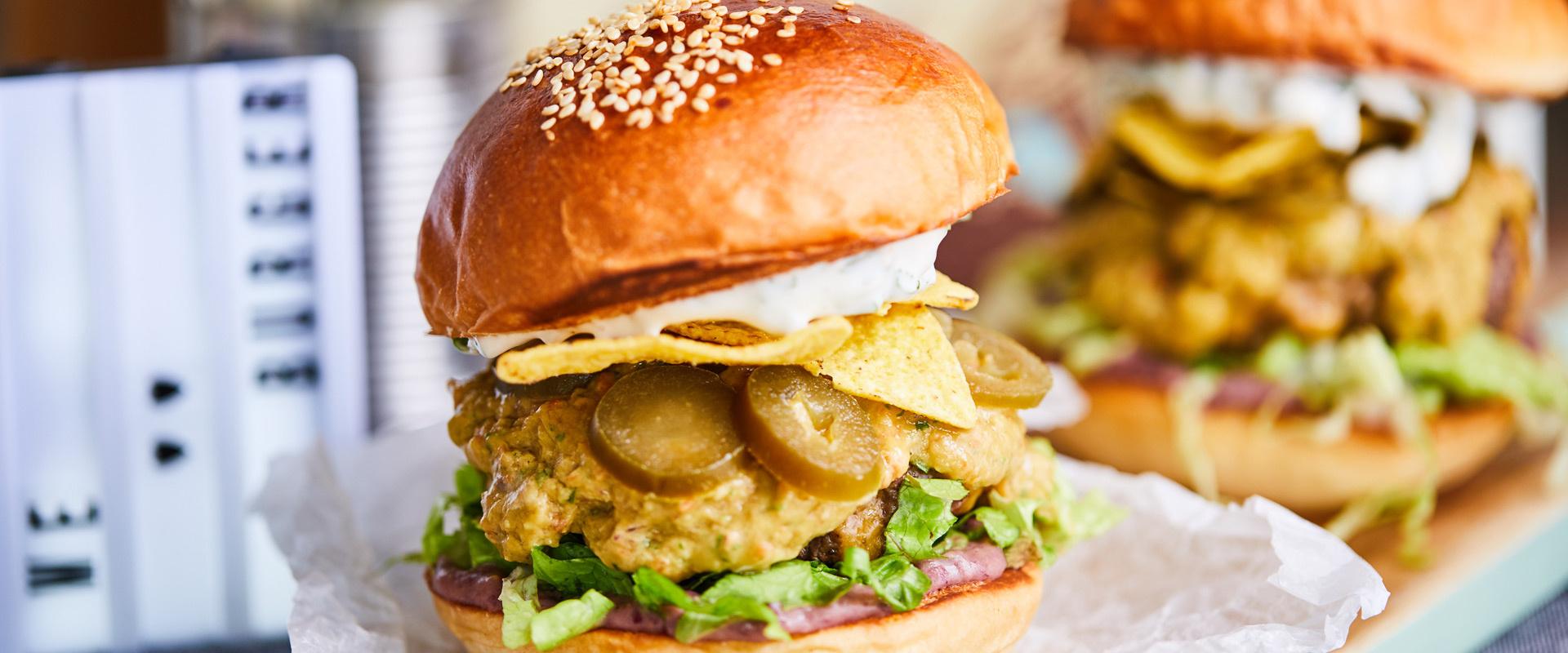 mexikói-burger