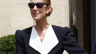 Celine Dion halálhíre terjed a közösségi oldalakon