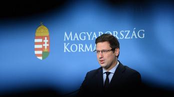 Gulyás üzent a győrieknek: Jól tették, hogy Borkai Zsoltra szavaztak