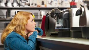 Teszt: milyen kávéfőzőt érdemes venni?