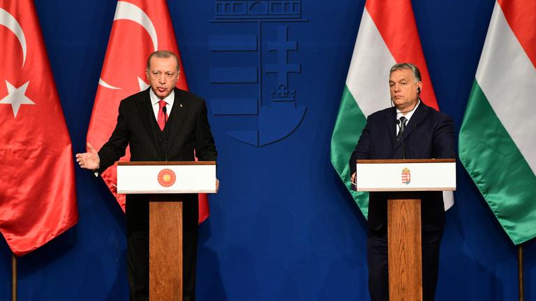 Orbán: 2021 végére Törökországon keresztül is jöhet gáz Magyarországra
