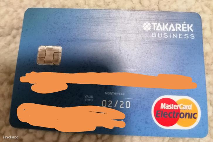 Az olvasó szerint itt is téved a bank, nem jártak le ezek a kártyák.