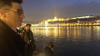 Karácsony: Nincs az a diplomáciai cél, ami legitimálná, hogy Orbán háborús bűnösökkel bájologjon