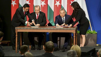 Erdoğan in Budapest: Some of our allies negotiate with terrorists