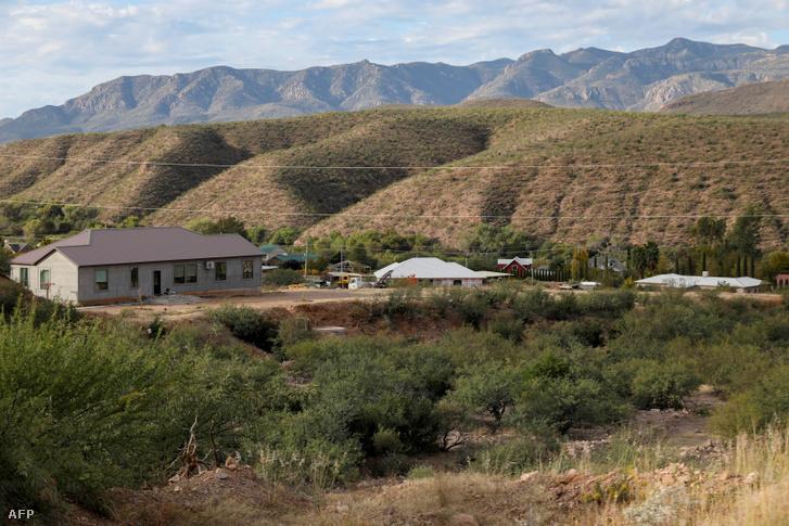 La mora, vagy La Morita tanya Bavispe Sonorában, ami a LeBaron családhoz tartozik