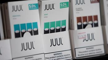 Felhagy a mentaízű folyadék árusításával a legnagyobb e-cigi-gyártó cég