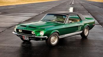 Csodásan felújították a legmodernebb ős-Mustangot