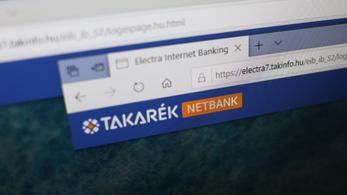 Még mindig csetlik-botlik a Takarékbank rendszere