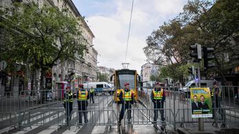 Közel 68 millió forintba került Erdoğan budapesti védelme