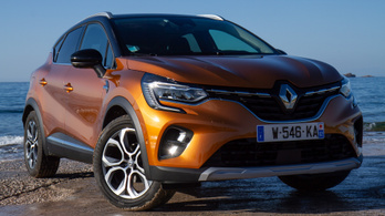 Bemutató: Renault Captur – 2019.