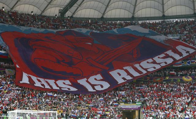 Gigászi orosz milinó a lengyelek elleni meccsen