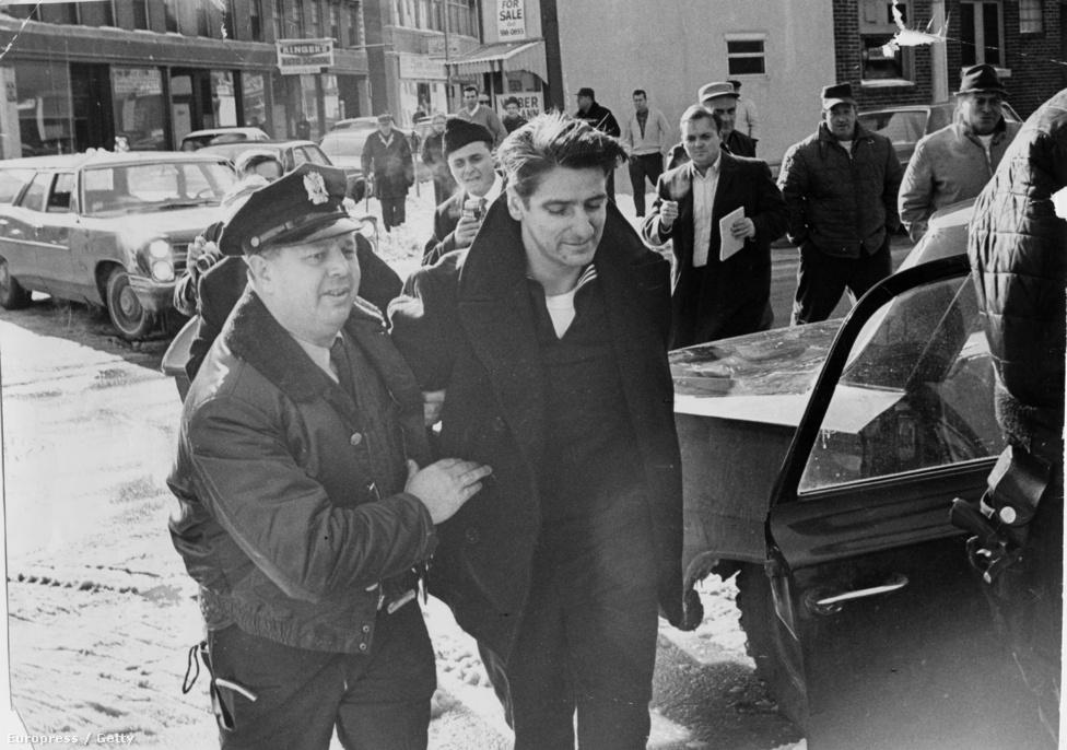 Nem sokkal később megszökött, de egy nap után feladta magát. 1964. október 27-én ismét letartóztattak Albert DeSalvo-t.