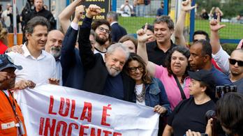 Kiengedték a börtönből a korrupcióért elítélt brazil exelnököt