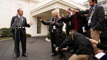 Az utolsó pillanatban mégis indul Bloomberg az elnökjelöltségért