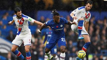 Minden idők legfiatalabb csapatát küldte pályára a Chelsea az angol bajnokságban