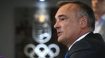 Nyilvános ülésen tárgyalja az olimpiai bizottság a Borkai Zsolt miatt elkészült jobbikos törvényjavaslatot