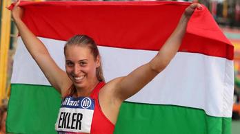 Világbajnoki csúccsal aranyérmes Ekler Luca a para-atlétikai vb-n