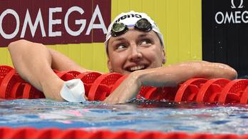Hosszú Katinka második összetettben az úszó világkupán