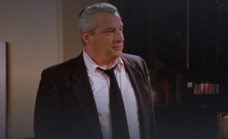 Charles Lewin a Seinfeld című sorozatban.