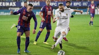 A Real Madrid francia sztárja lehagyta Puskás Ferencet