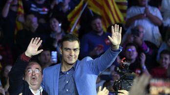 Négy éven belül a negyedik választást tartja Spanyolország, ahol újra kitört a katalán válság