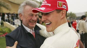 Újra látjuk Michael Schumachert