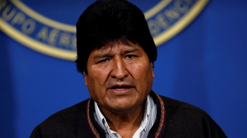 Evo Morales bejelentette, hogy új választások lesznek Bolíviában