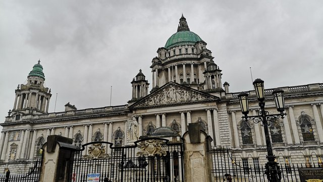 Észak-Írország: Belfast, egy nap alatt