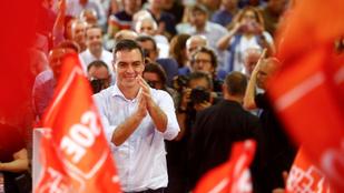A spanyol szocialisták nyerhetnek, de nagyot erősödhet a szélsőjobboldal