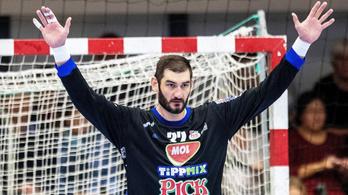 A Szeged a norvég bajnokot is bedarálta a kézi-BL-ben