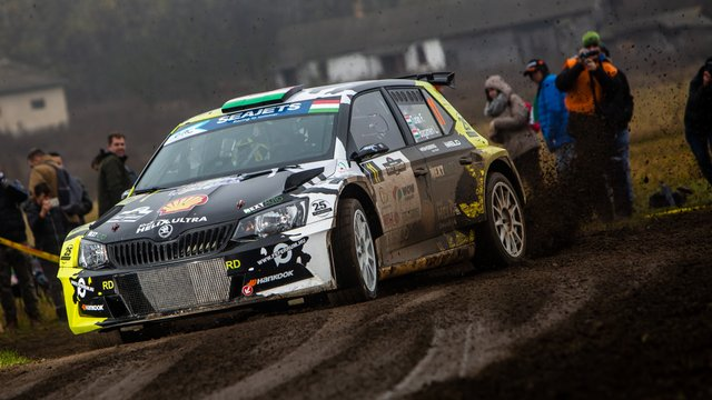 Drámai finis után Turánék nyerték a Rally Hungary-t!