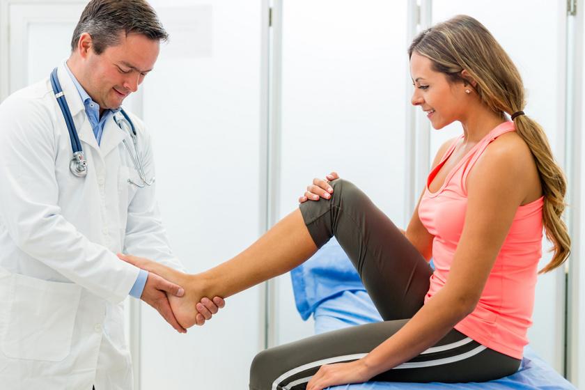 Az állandó térdfájás is megszüntethető: hatékony terápia mozgásszervi fájdalmak ellen
