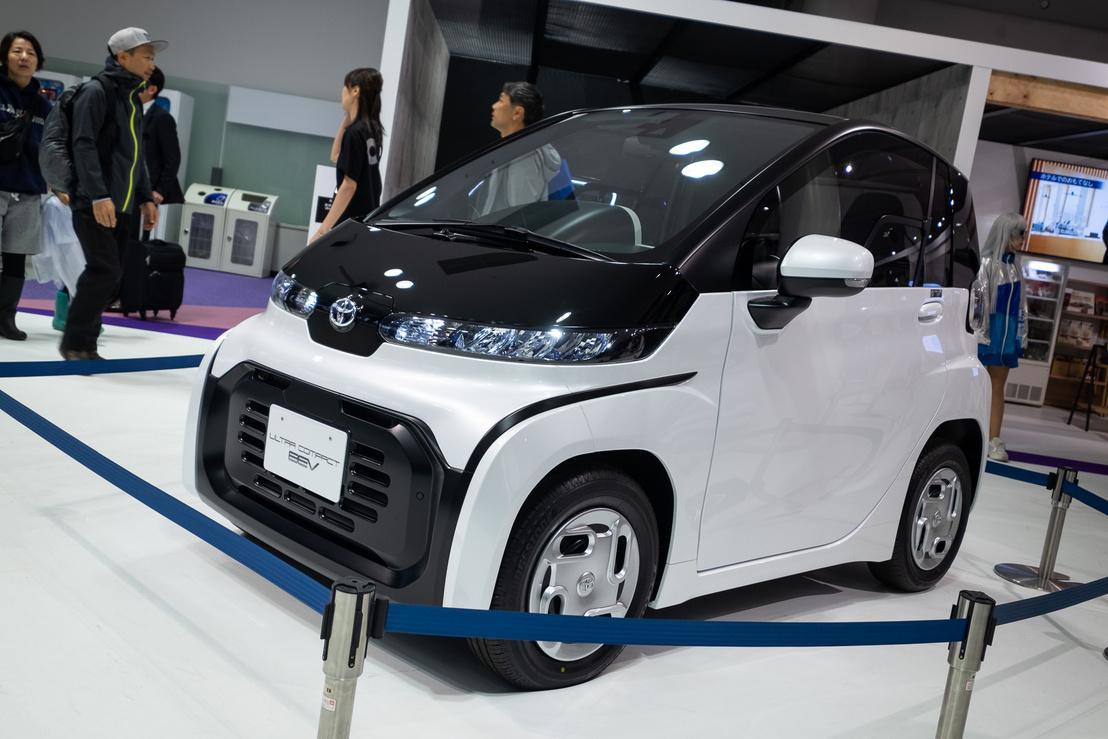 Ez meg itt a Toyota BEV, amit jövőre árusítani kezdenek