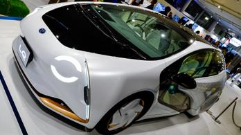 TTT – Toyota LQ és BEV a 2019-es Tokyo Motor Show-n