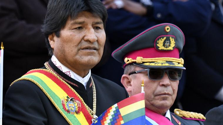 A hadsereg vezetője is lemondatná már Moralest