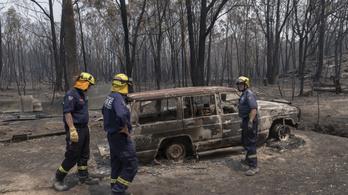 Olyan pusztító tűzvész tombol Ausztráliában, hogy szükségállapotot rendeltek el