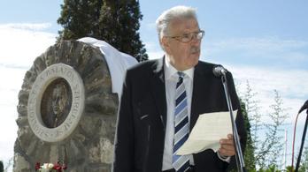 Meghalt Szívós István olimpiai bajnok, korábbi Fradi-elnök