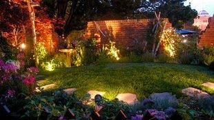 Pár mondat a kerti világításról
