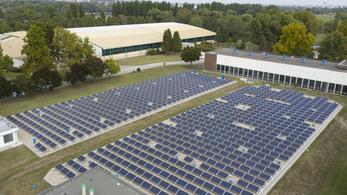 100 milliót is kaphatnak napelemre a cégek